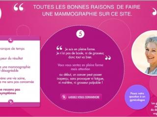 campagne dépistage cancer du sein