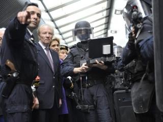 Gign gendarmerie nationale for Gendarmerie interieur gouv fr gign