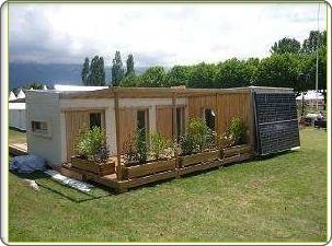 la maison basse consommation devient une r alit accessible tous portail du gouvernement. Black Bedroom Furniture Sets. Home Design Ideas