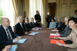 Photo : David Mendiboure / Matignon